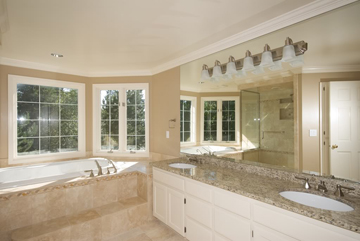 Tub and Sinks