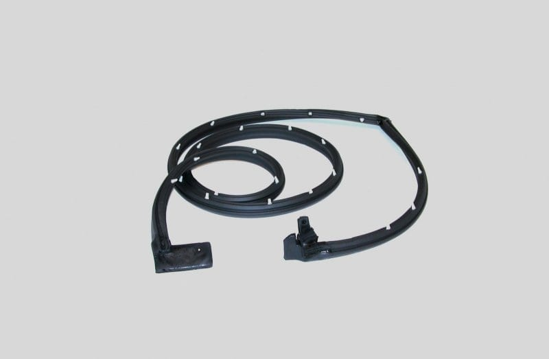 1978-1996 GM Full Size Van Side Cargo Door Seal, Rear