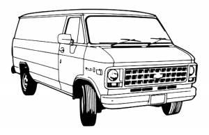 GM Van Models by Year Range