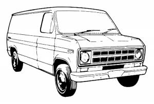Ford Van Models by Year Range