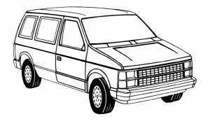 Dodge Van Models by Year Range