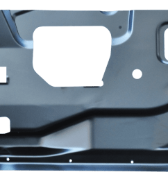 1999 2016 ford super duty pickup rear inner door bottom super cab passenger side [ 1200 x 674 Pixel ]