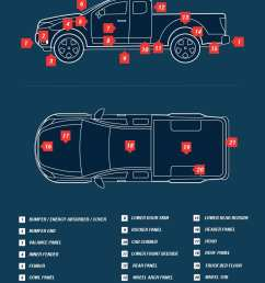 car truck panel diagrams with labels auto body panel descriptions rh raybuck com truck front end diagram car front end diagram [ 873 x 1316 Pixel ]
