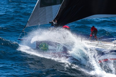 GIACOMO at the start of the 2016 Rolex Sydney to Hobart yacht race26/12/2016ph. Andrea Francolini