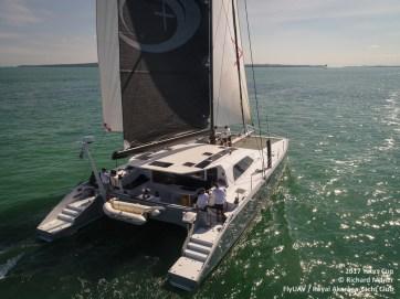 2017 Yates Cup - Friday 24 November Photos by Richard Milner FlyUAV / Royal Akarana Yacht Club