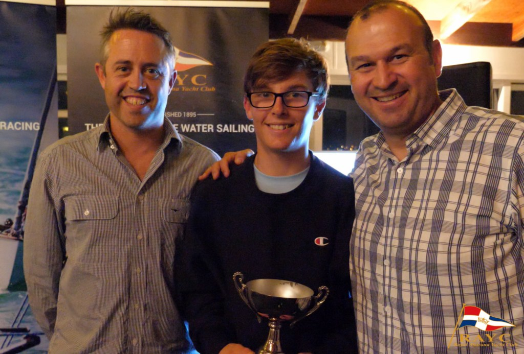 Junior Volunteer of the Year - Harry Butler