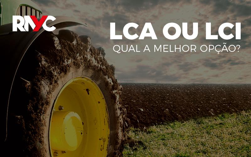 LCA Ou LCI