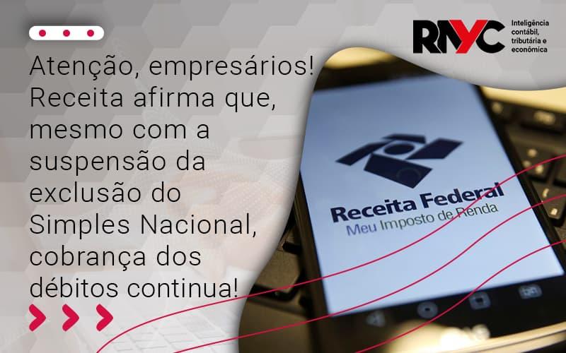 Atencao Empresarios - Contabilidade Em Goiânia - GO | Rayc Contabilidade
