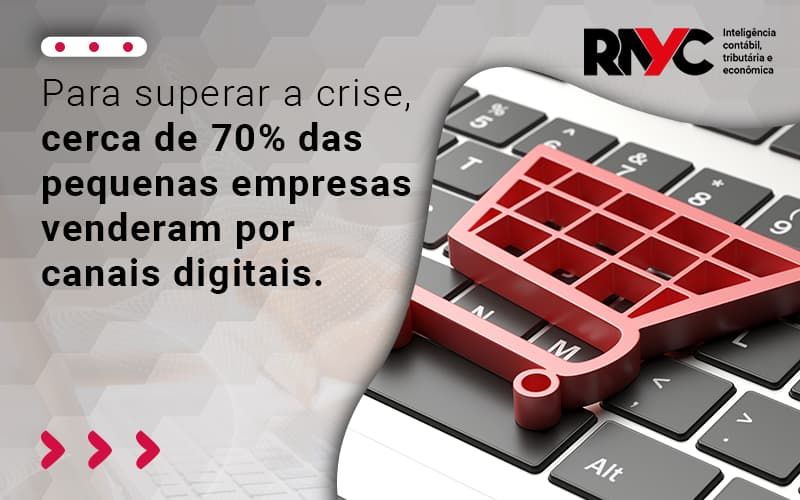 Para Superar A Crise, Cerca De 70% Das Pequenas Empresas Venderam - Contabilidade em Goiânia - GO | Rayc Contabilidade