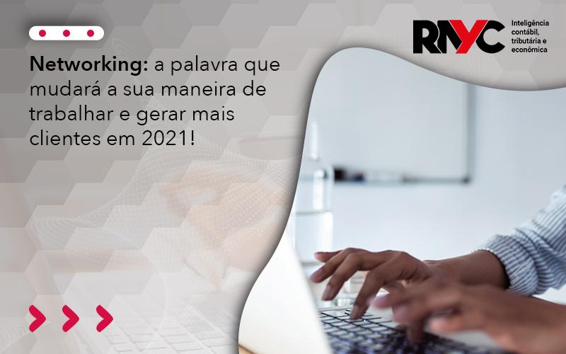Networking - Contabilidade Em Goiânia - GO | Rayc Contabilidade