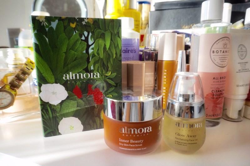 raychel-says-almora-botanica-red-clay-pomegrante-skin-careglow-away-oil