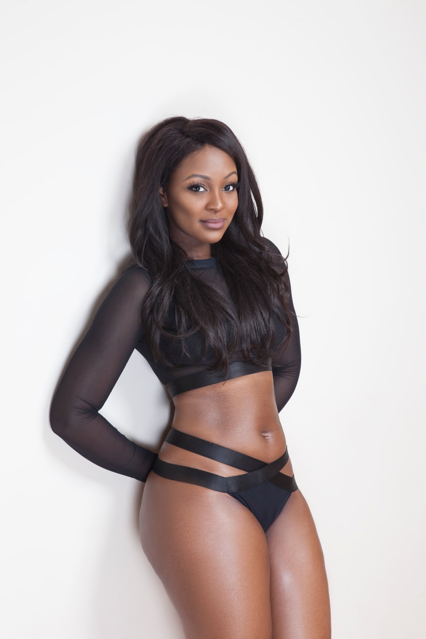 raychel-says-fireshone-shoot-black-bodysuit-missguided-bikini-asos-black-girl