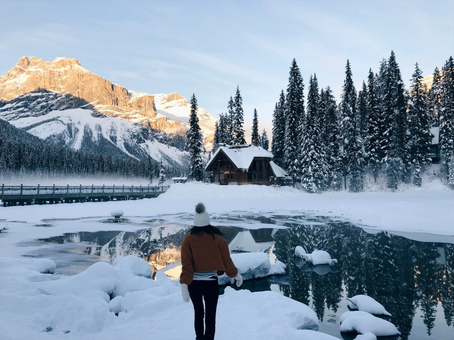 Banff Guide: Winter Wonderland