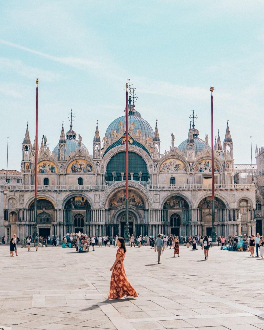 Venice St. Marks Square