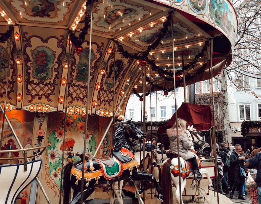 Cologne Koln Christmas market