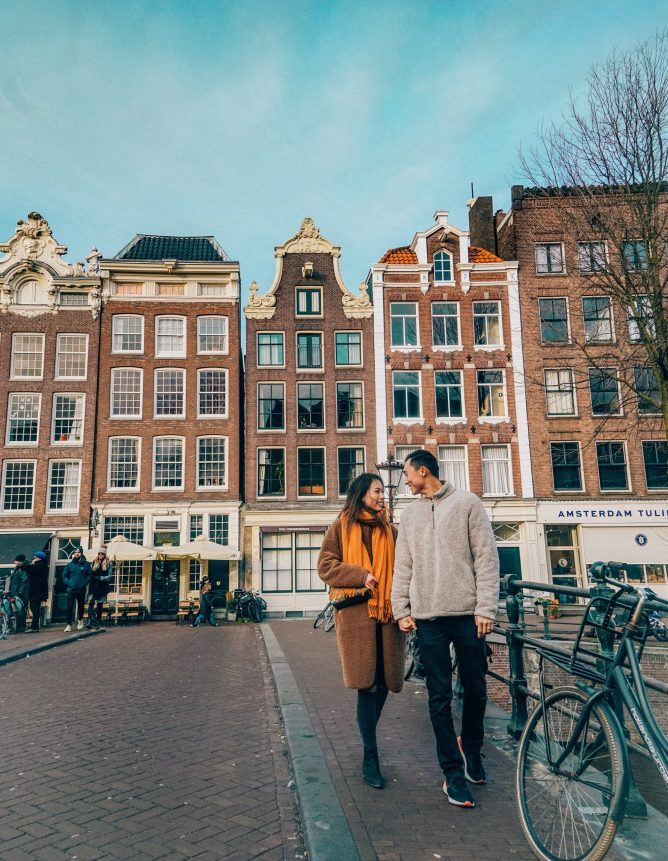 Amsterdam Expat couple