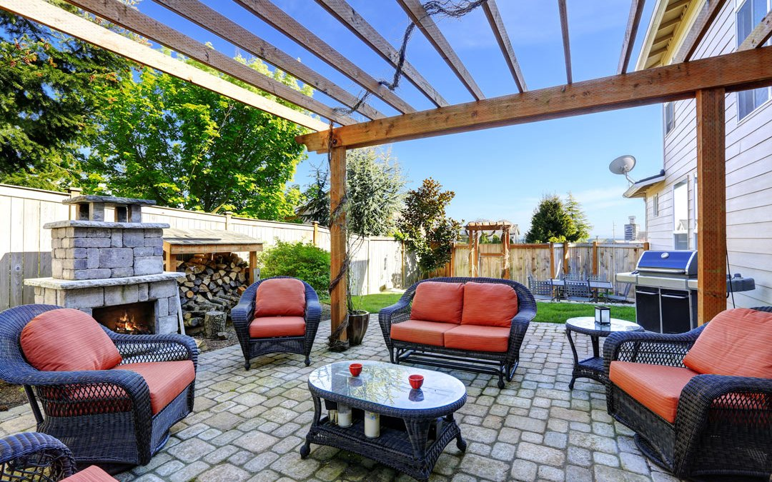 Outdoor Space Update for Summer