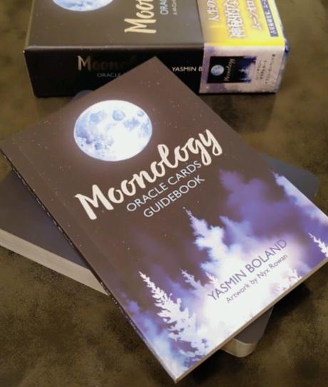 MoonologyOracleCard, オラクルカード, ムーンオロジスト, ムーンオロジーオラクルカード, ムーンオロジーダイアリー, ヤスミン・ボーランド, ライトワークス