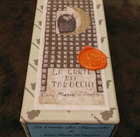限定2000部LA CORTE DEI TAROCCHIラ・コルテ・デイ ・タロッキ