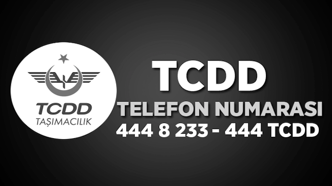 train ticket phone number tcdd contact