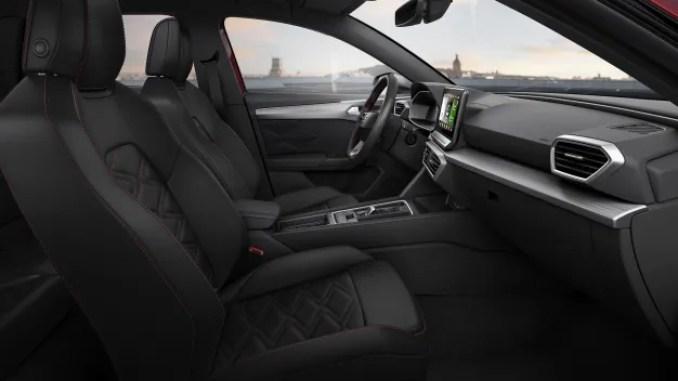 New SEAT Leon