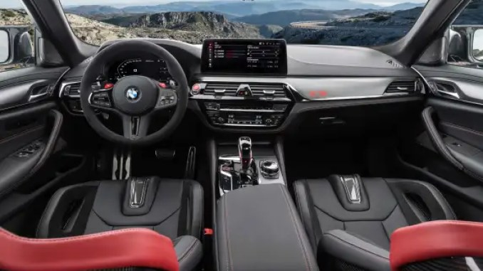 New BMW M CS Cab