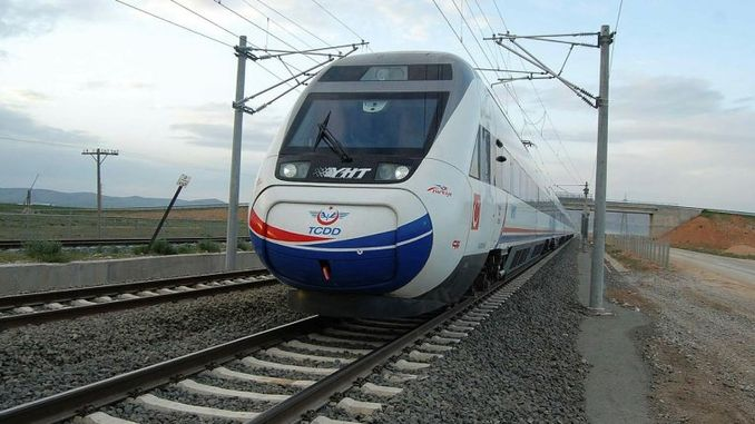 new high speed train projects and latest developments