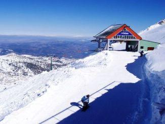 eren mountain ski resort