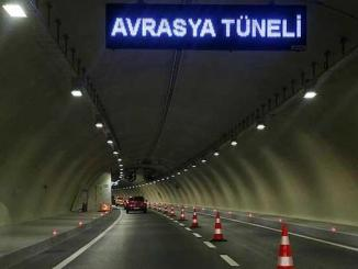 eurasian tunnel