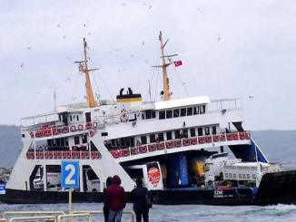Derince Tekirdag Ferries