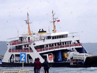Derince Tekirdag Fähren