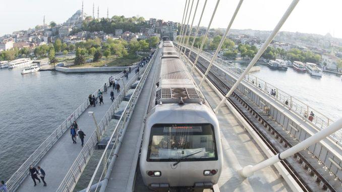 dako nga kalainan tali sa istanbul ug tokyo metro