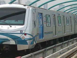 Sao Paulo Metro Zug