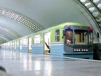 taskent subway