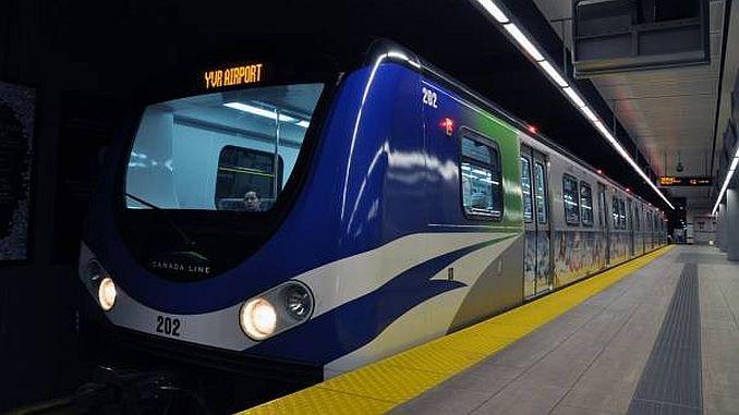 Ванкуверское метро 12