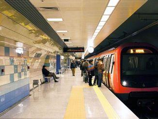 Linioj de metro kaj metrobuso de Istanbul