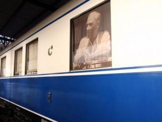 Vagon Ataturkun i bijeli voz