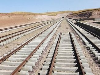 afganistan icin demiryolu hatti projesi