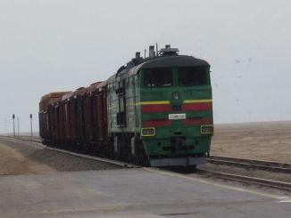 orta asya ile afganistan demiryolu ile birlesecek