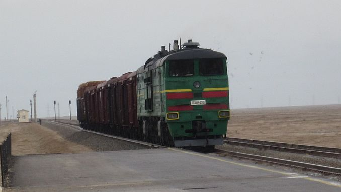 central asia and afghanistan will be combined with railway
