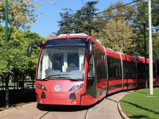 रेशमकीट ट्राम rayhaber