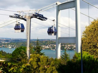 istanbul bogazina ropeway project to tender