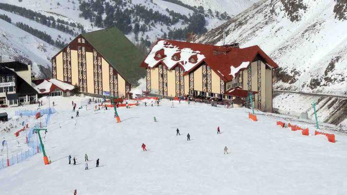 palandoken kayak merkezi