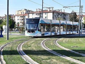 Трамвайная карта Карсияка 2