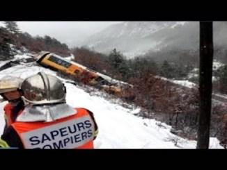 nesreća francuskog vlaka