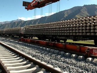 turkmenistan afghanistan railway project
