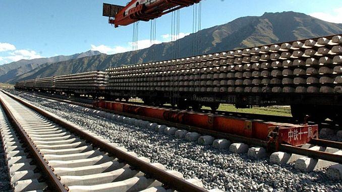 turkmenistan afghanistan railway project