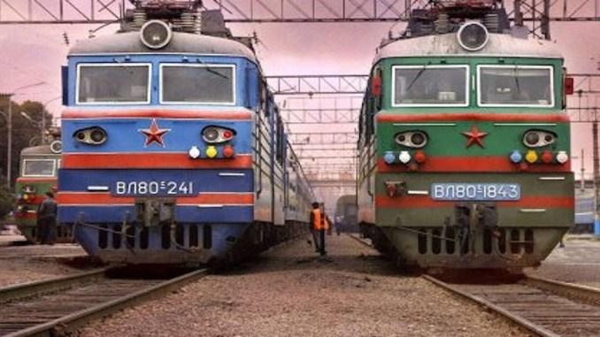 train crash in Kazakhstan