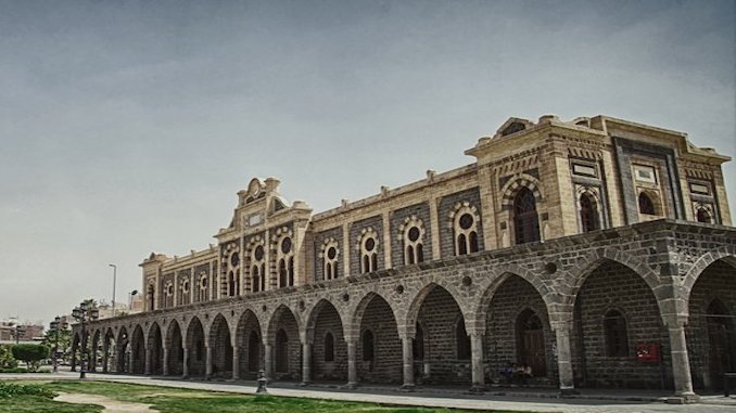 medina station