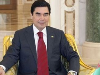 tacikistan disisleri bakani aslov turkmenistan da o